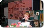 Kadira Pašić - Mehmedagić, direktorica Zavoda, 08.11.2005